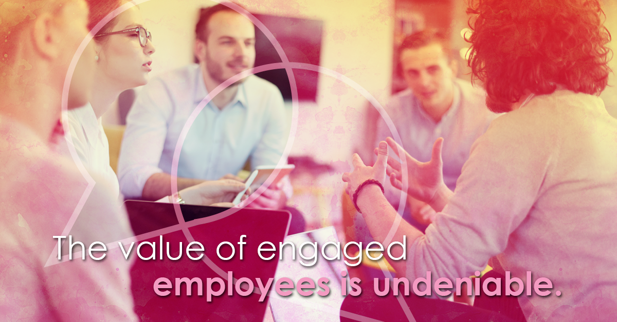 Ways To Boost Employee Engagement Through Technology.