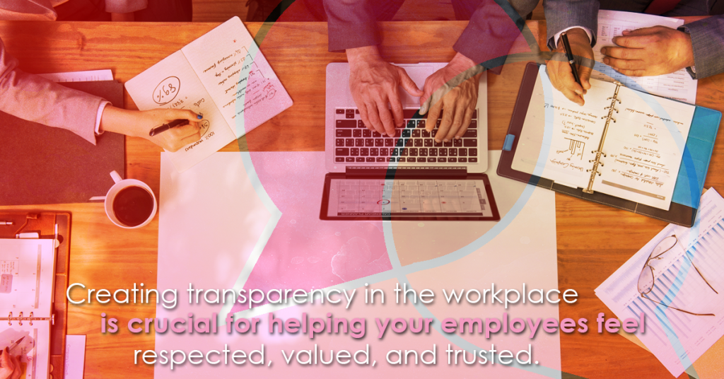 Transparency In Communication In the Workplace