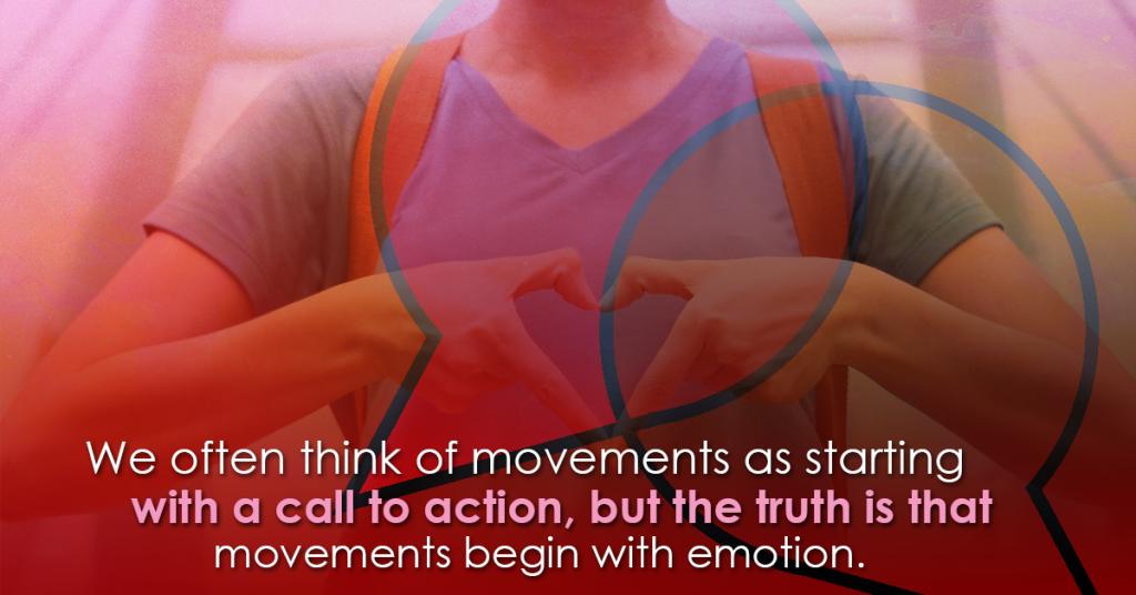 Creating A Cultural Movement Not A Mandate.