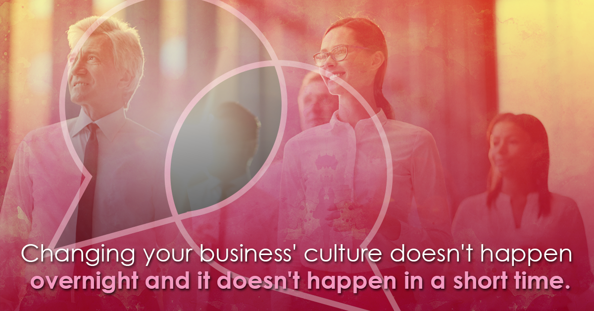 How To Change Your Business Culture